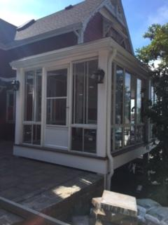 Porch Enclosure in Gloucester