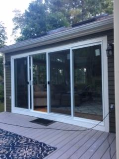 Sliding Door Installation in Ipswich