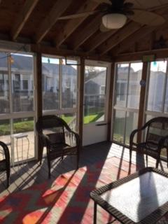 Coastal Industries Porch Enclosure Installation